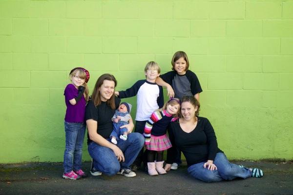 Engle Family Photo